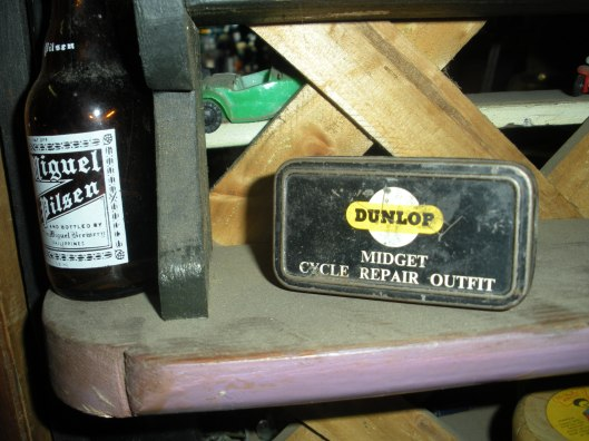 Midget repair kit.