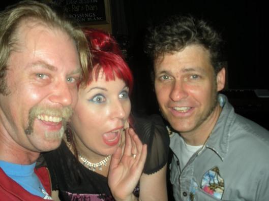 Me, Fi and Rory