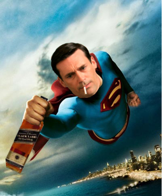 My kind of Superman.