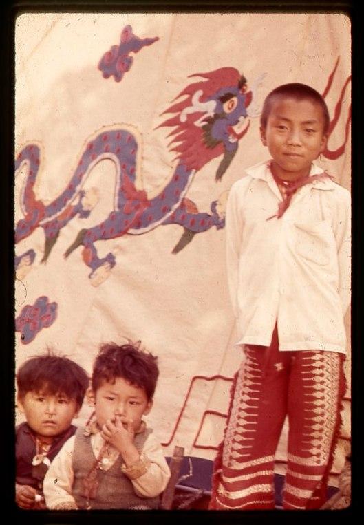 photo credit John C. Chick,  Kathmandu 1970's